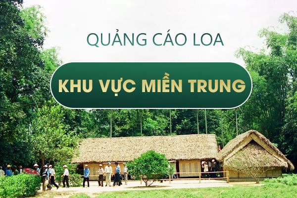 Quảng cáo Loa KV miền Trung