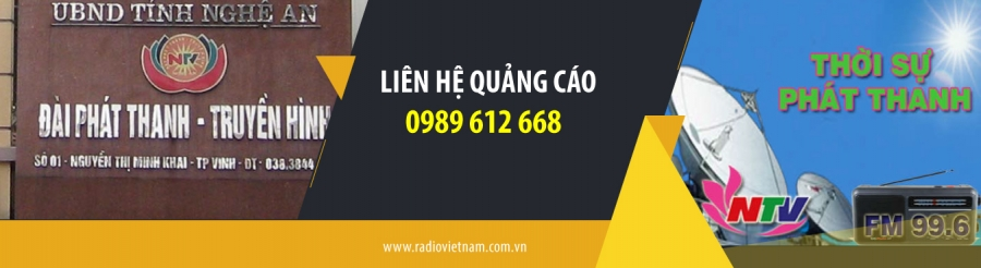 Quảng cáo radio tỉnh Nghệ An