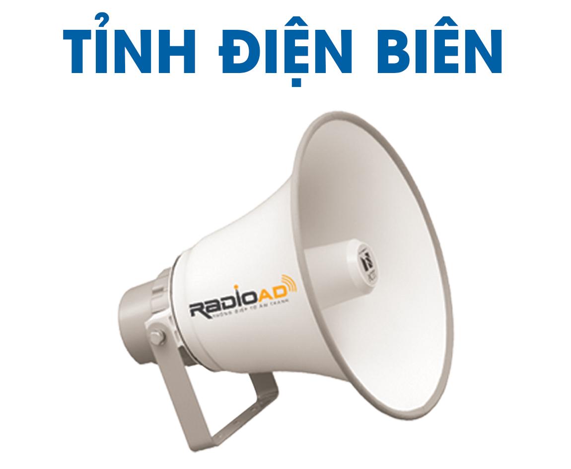 Radio Ad - Bảng giá quảng cáo loa phát thanh tỉnh Điện Biên 2020 - Hotline 0989612668