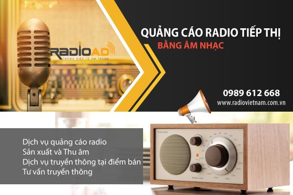 Tiếp thị bằng âm nhạc qua radio