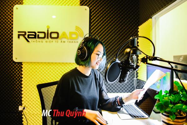 MC thu quỳnh- đọc off quảng cáo- 0989616268