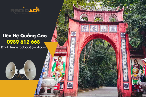 Quảng cáo loa phát thanh tỉnh Phú Thọ
