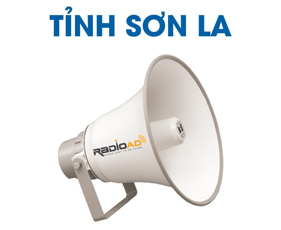 Radio Ad - Bảng giá quảng cáo loa phát thanh tỉnh Sơn La 2020 - Hotline 0989612668