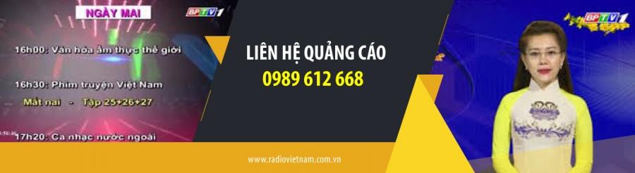 Quảng cáo radio tỉnh Bình Phước